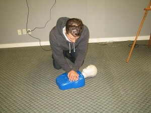 The best CPR Class in Lethbridge
