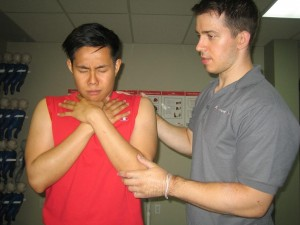 Helping-a-choking-victim-encourage-coughing